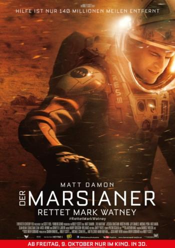 Der Marsianer – Rettet Mark Watney