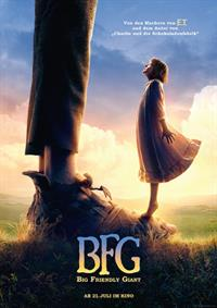 BFG-Big Friendly Giant