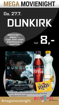 Bild: MEGA MovieNight: Dunkirk