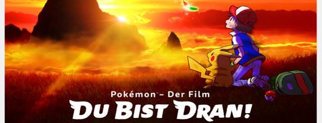 Pokemon Der Film Du Bist Dran