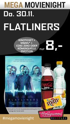 Bild: MEGA MovieNight: Flatliners