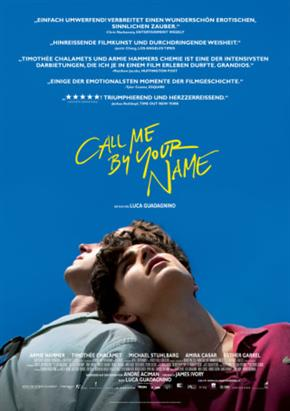 Bild: MEGA Vorpremiere: Call me by Your Name