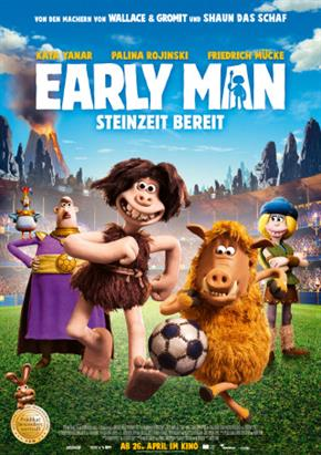 Bild: MEGA Vorpremiere: Early Man