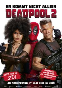 Bild: Deadpool 2