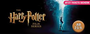Bild: MEGA Filmevent: Harry Potter Series