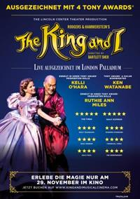 Bild: The King and I: From The London Palladium