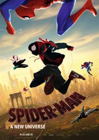 Bild: Spider-Man: A New Universe 3D Dolby Atmos