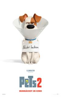 Bild: Pets 2 3D Dolby Atmos