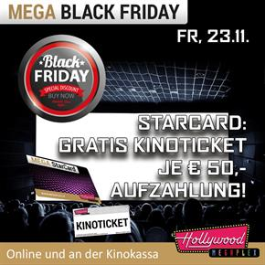 Bild: MEGA Black Friday und Cyber Monday