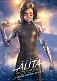 Bild: Alita: Battle Angel 3D Dolby Atmos