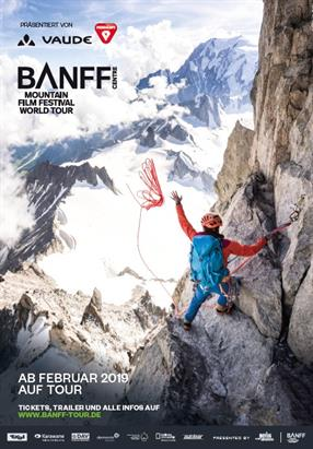 Bild: MEGA Sportfilmevent: Banff Mountain Film Festival World Tour 2019