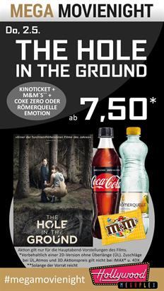 Bild: MEGA MovieNight: The Hole in the Ground
