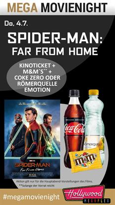 Bild: MovieNight: Spider-Man: Far From Home