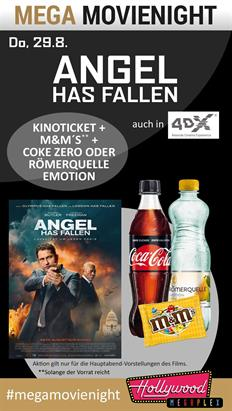 Bild: MovieNight: Angel has fallen