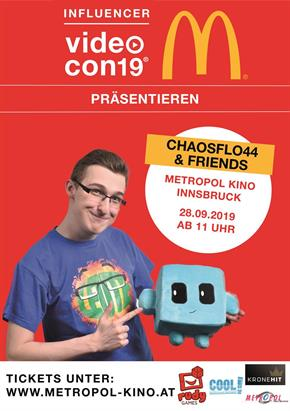 Bild: Influencer Video Con 2019