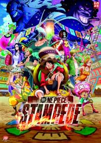 Bild: One Piece: Stampede 4DX