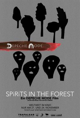 Bild: Depeche Mode: SPIRITS in the Forest