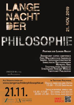 Bild: Lange Nacht der Philosophie: But Beautiful