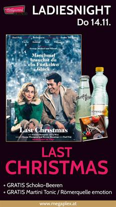 Bild: LadiesNight: Last Christmas