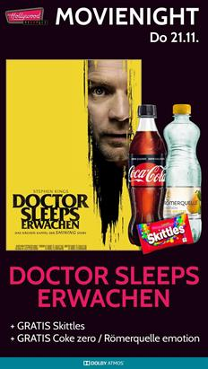 Bild: MovieNight: Doctor Sleeps Erwachen