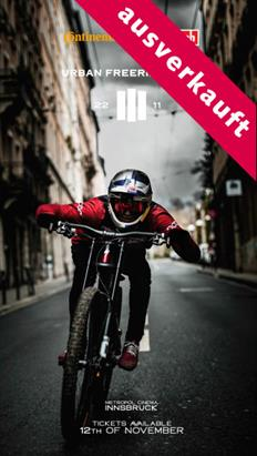 Bild: Filmpremiere: Urban Freeride Lives 3