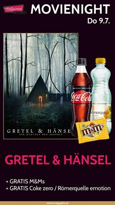 Bild: MovieNight: Gretel & Hänsel