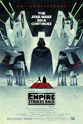 Bild: Filmevent zum 40. Geburtstag: The Empire strikes back Special Edition