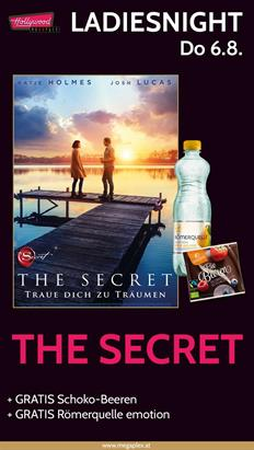 Bild: LadiesNight: The Secret: Traue dich zu träumen