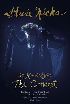 Bild: Musikevent: Stevie Nicks 24 Karat Gold The Concert